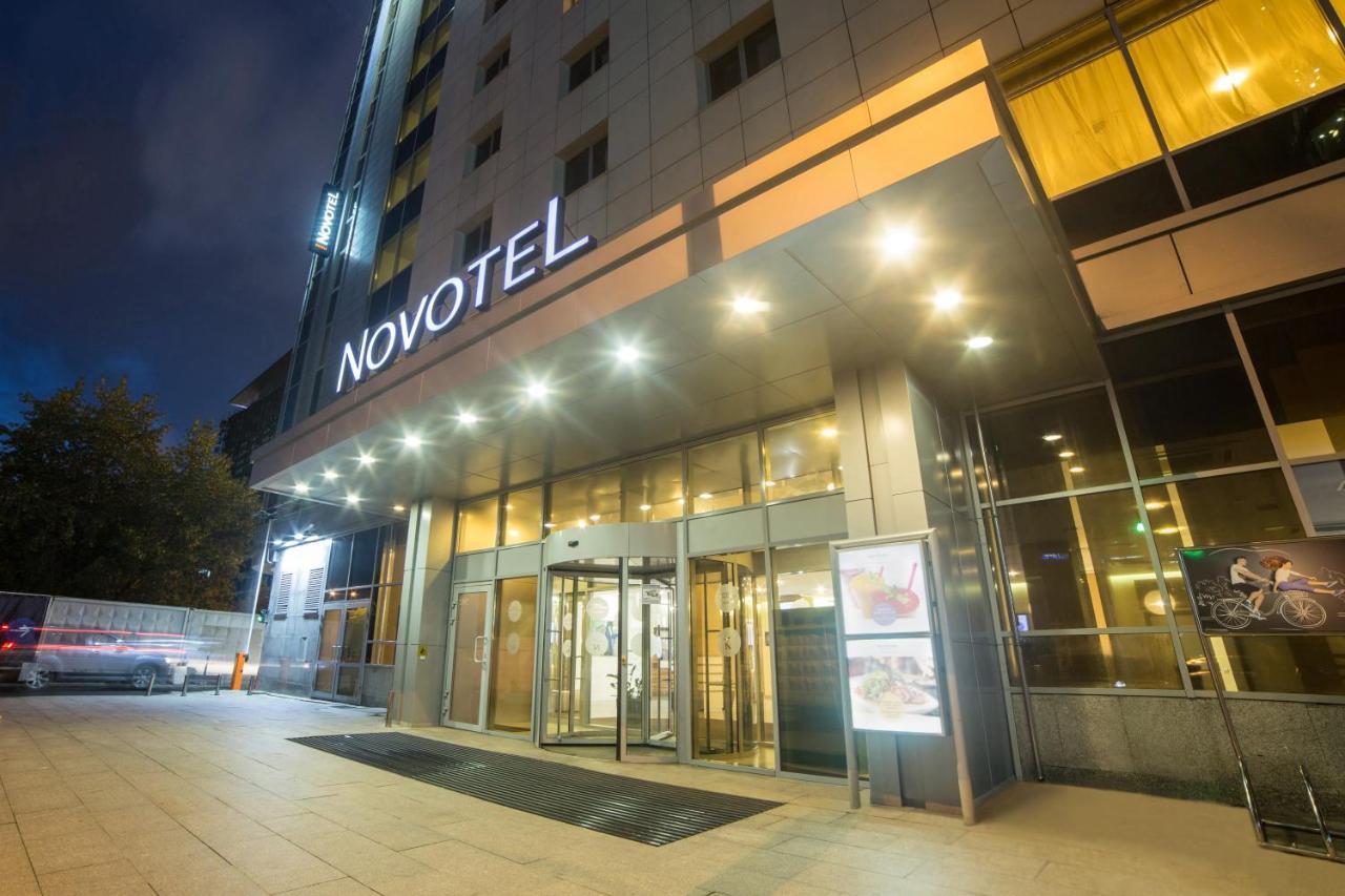 Отель  Novotel Екатеринбург Центр  - отзывы Booking