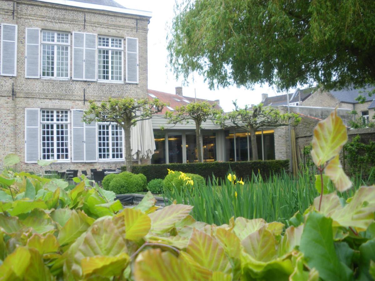 Отель типа «постель и завтрак» Amaryllis Hotel Veurne - отзывы Booking