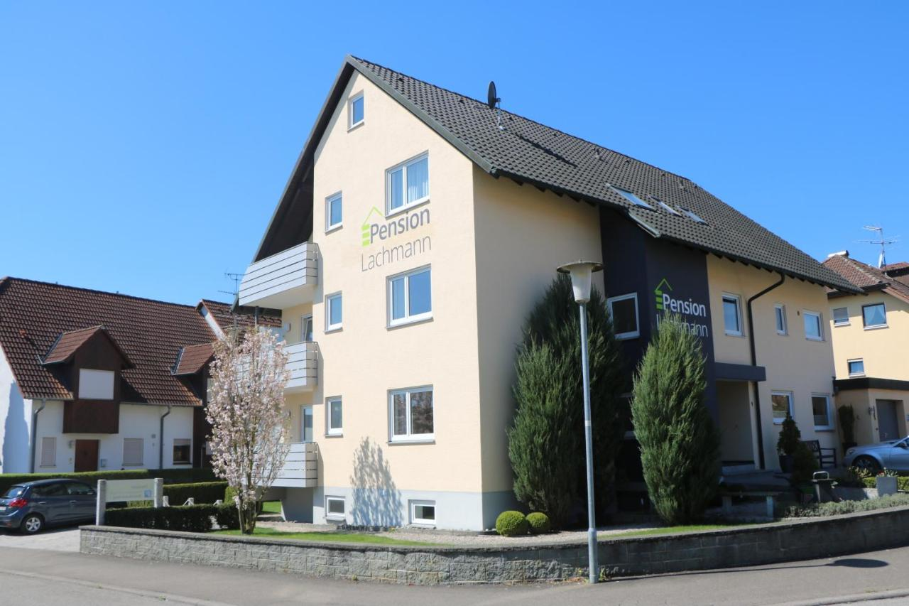 Гостевой дом  Pension Lachmann