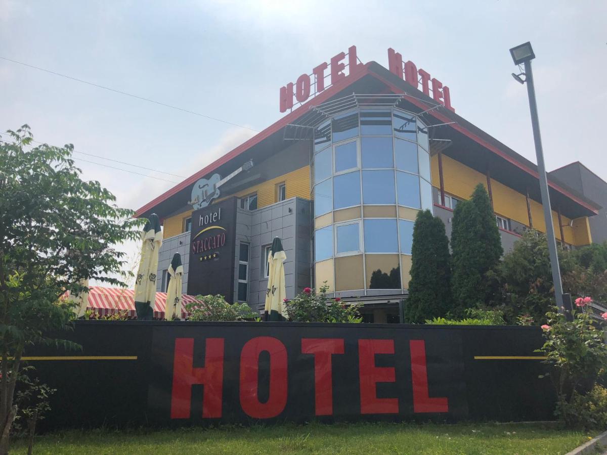 Отель  Hotel Staccato