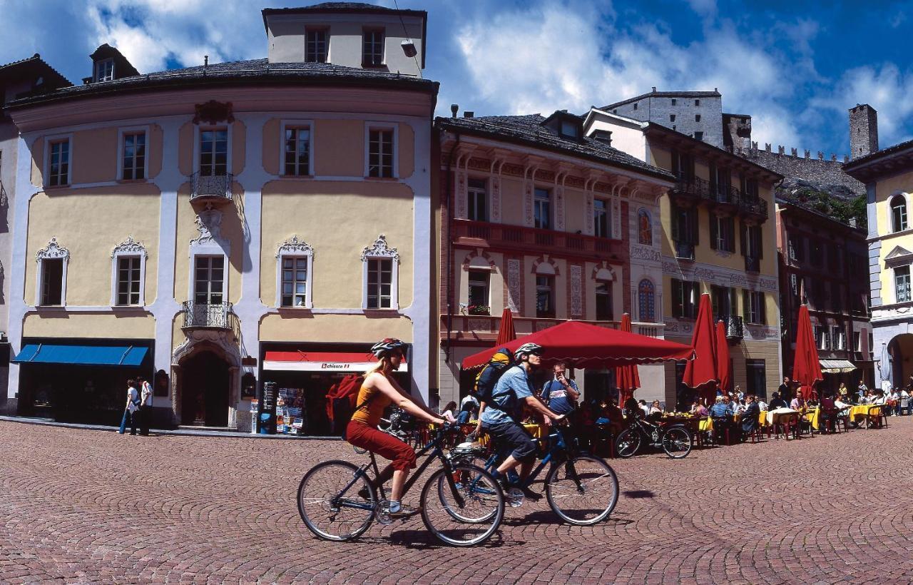Апартаменты/квартиры Bellinzona Piazza Collegiata - отзывы Booking