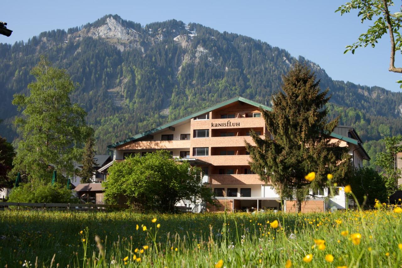 Отель  Hotel Kanisfluh  - отзывы Booking