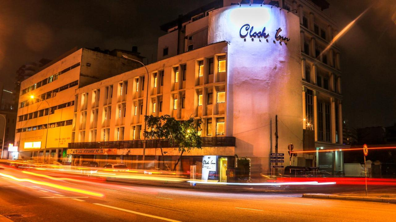 Хостел  Clock Inn Colombo
