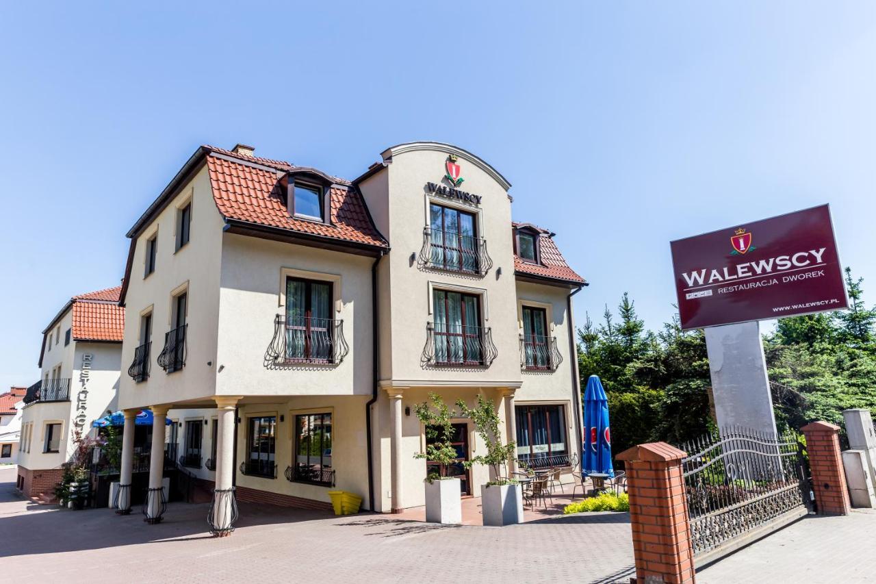 Отель типа «постель и завтрак»  Отель типа «постель и завтрак»  Hotel Walewscy