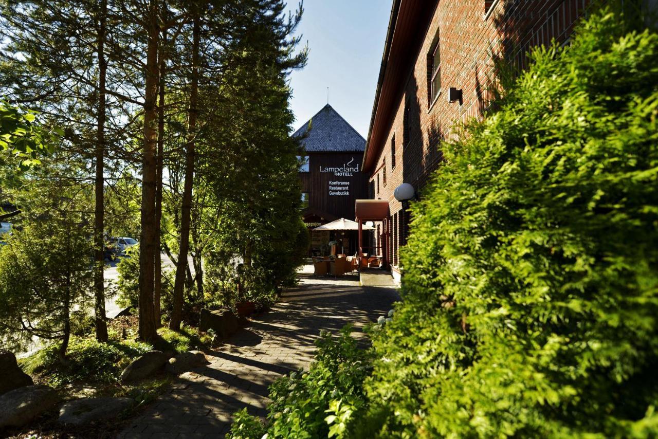 Hotell Lampeland Kongsberg Lading av el bil