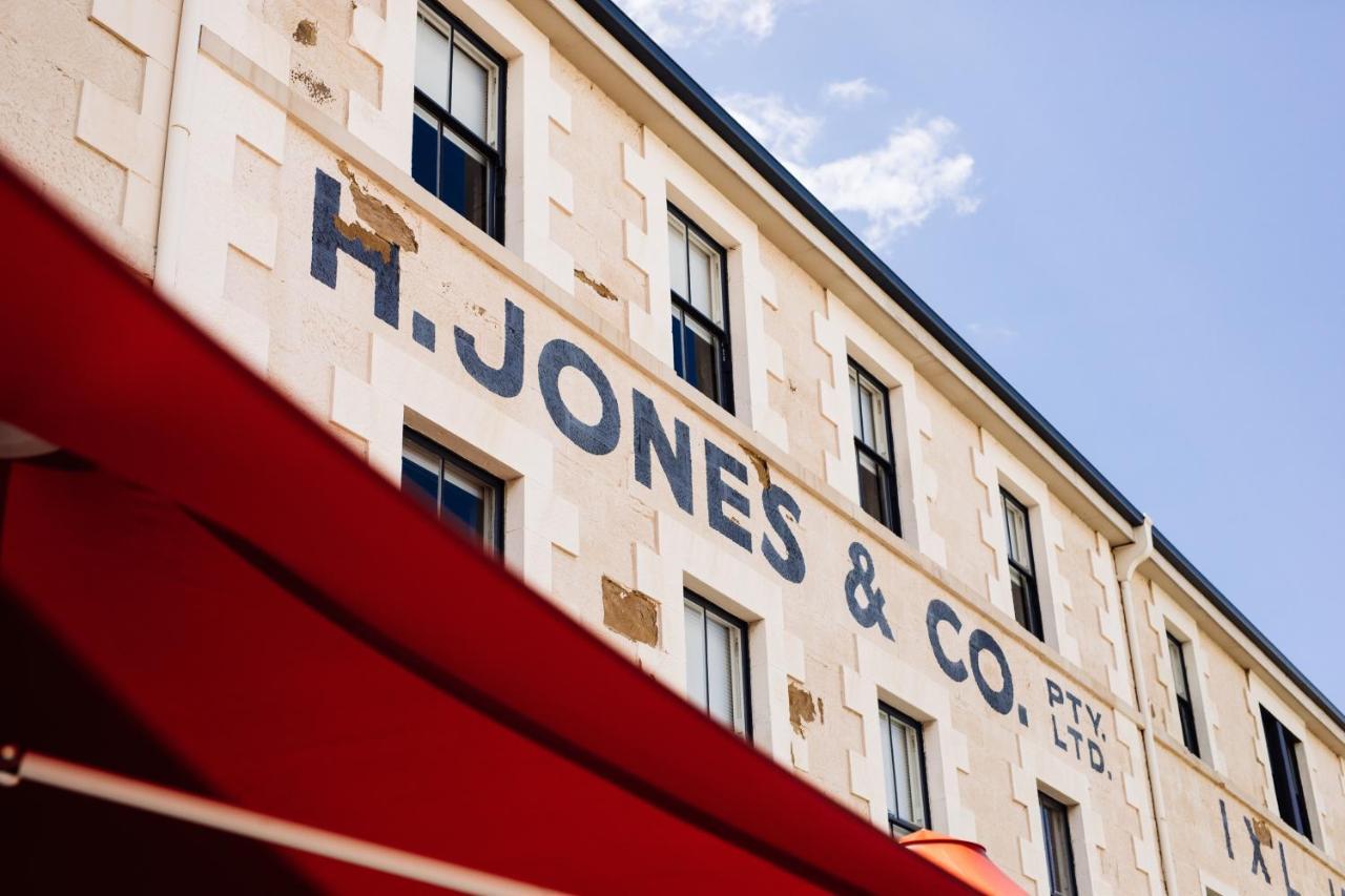 Отель  Отель  The Henry Jones Art Hotel