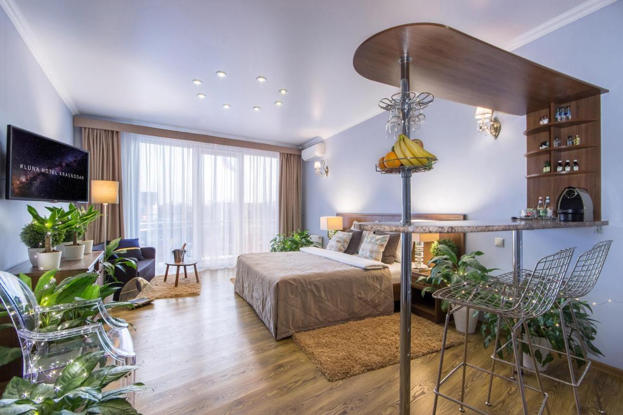 Отель  LUNA Hotel Krasnodar
