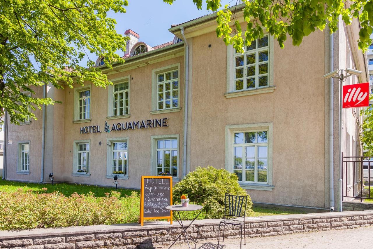 Отель Aquamarine Hotel