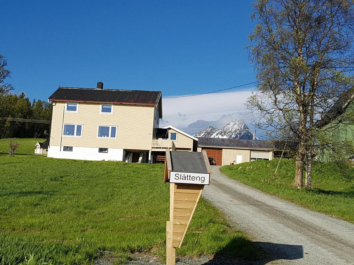 Фермерский дом  Slåtteng