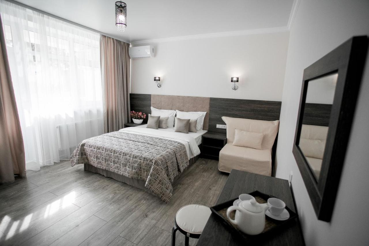 Отель  Отель  Hotel La V