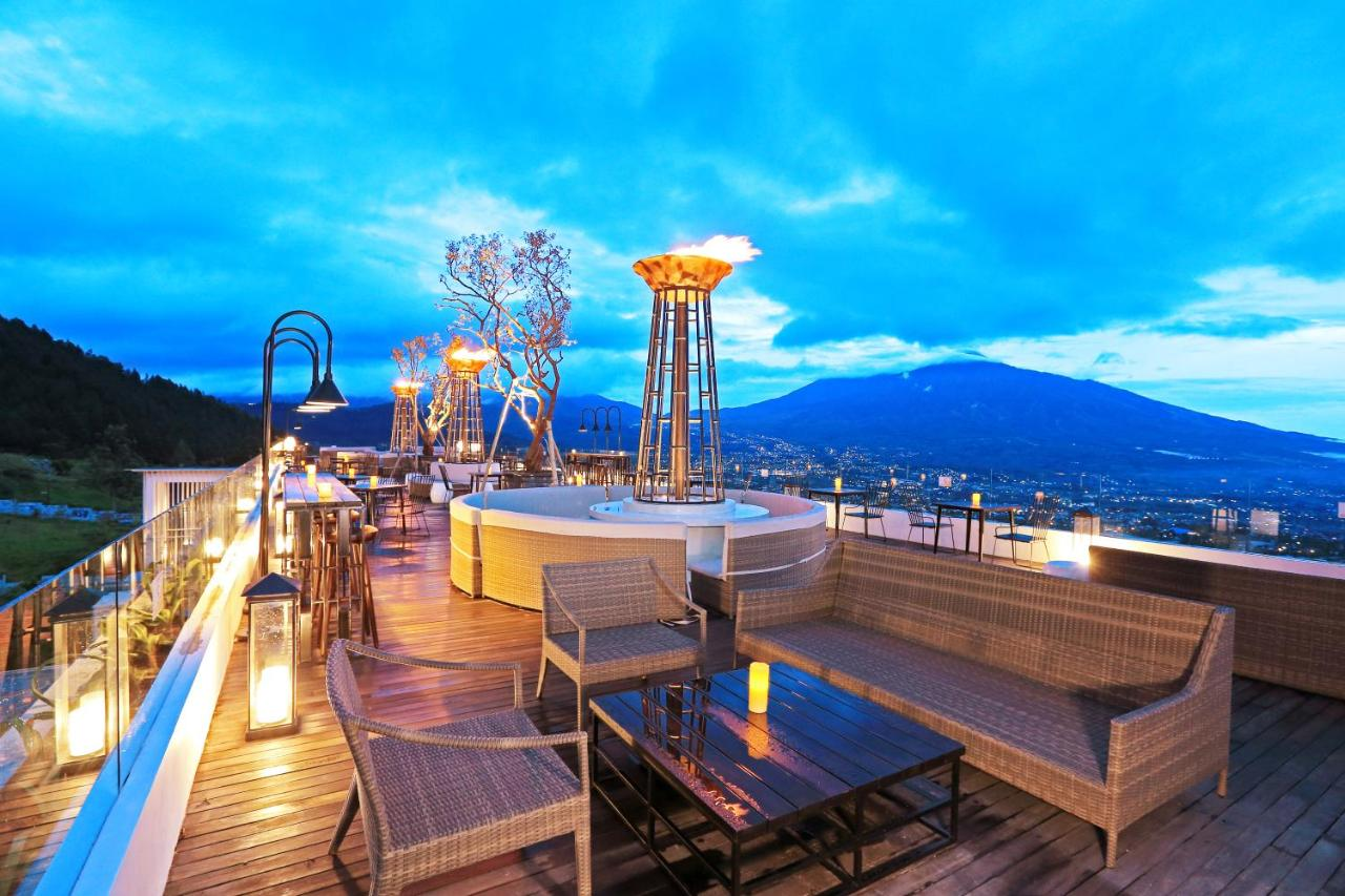 Amarta Hills Hotel And Resort Batu Indonesia Booking Com