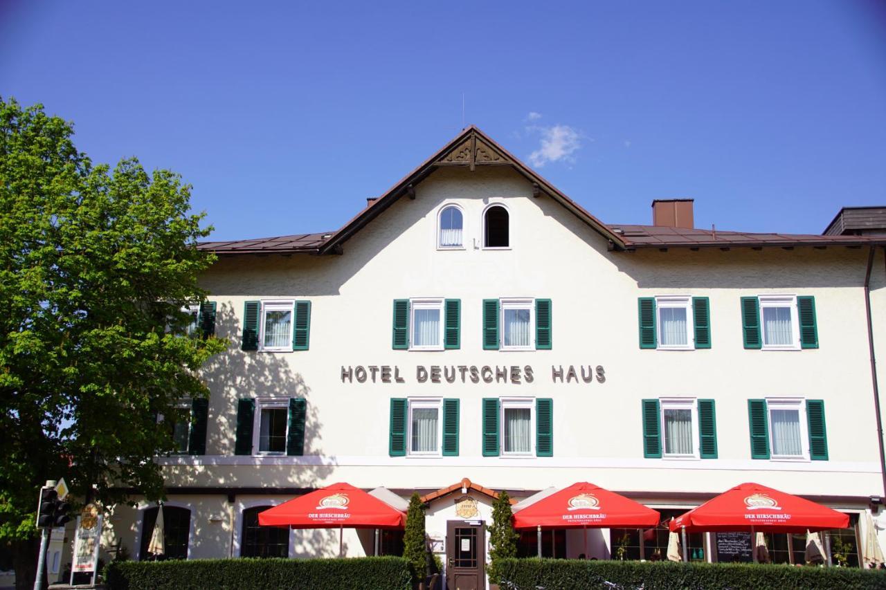 Отель  Hotel Deutsches Haus
