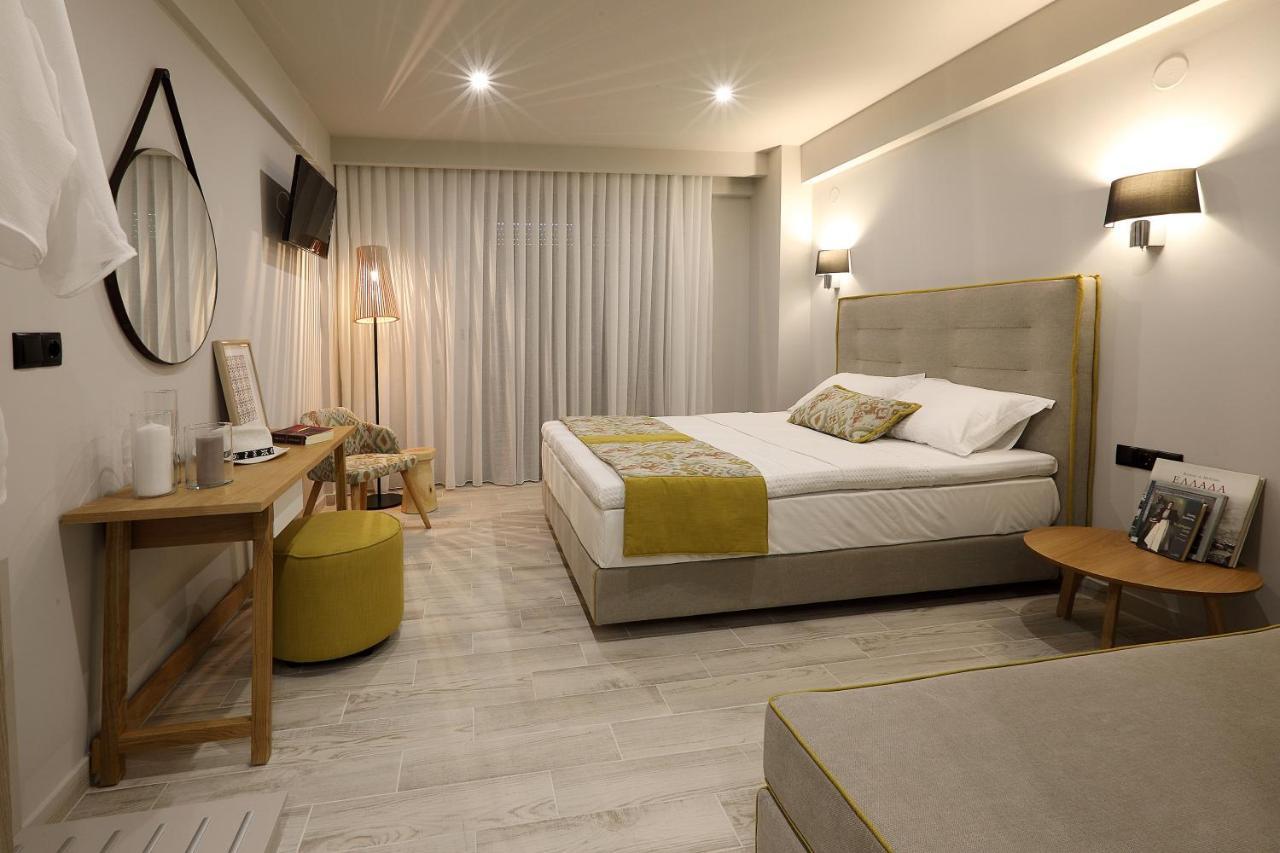 Апарт-отель  Kallini Apartments  - отзывы Booking