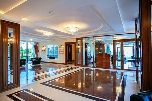 Апартаменты/квартира Апартаменты Аквамарин - отзывы Booking