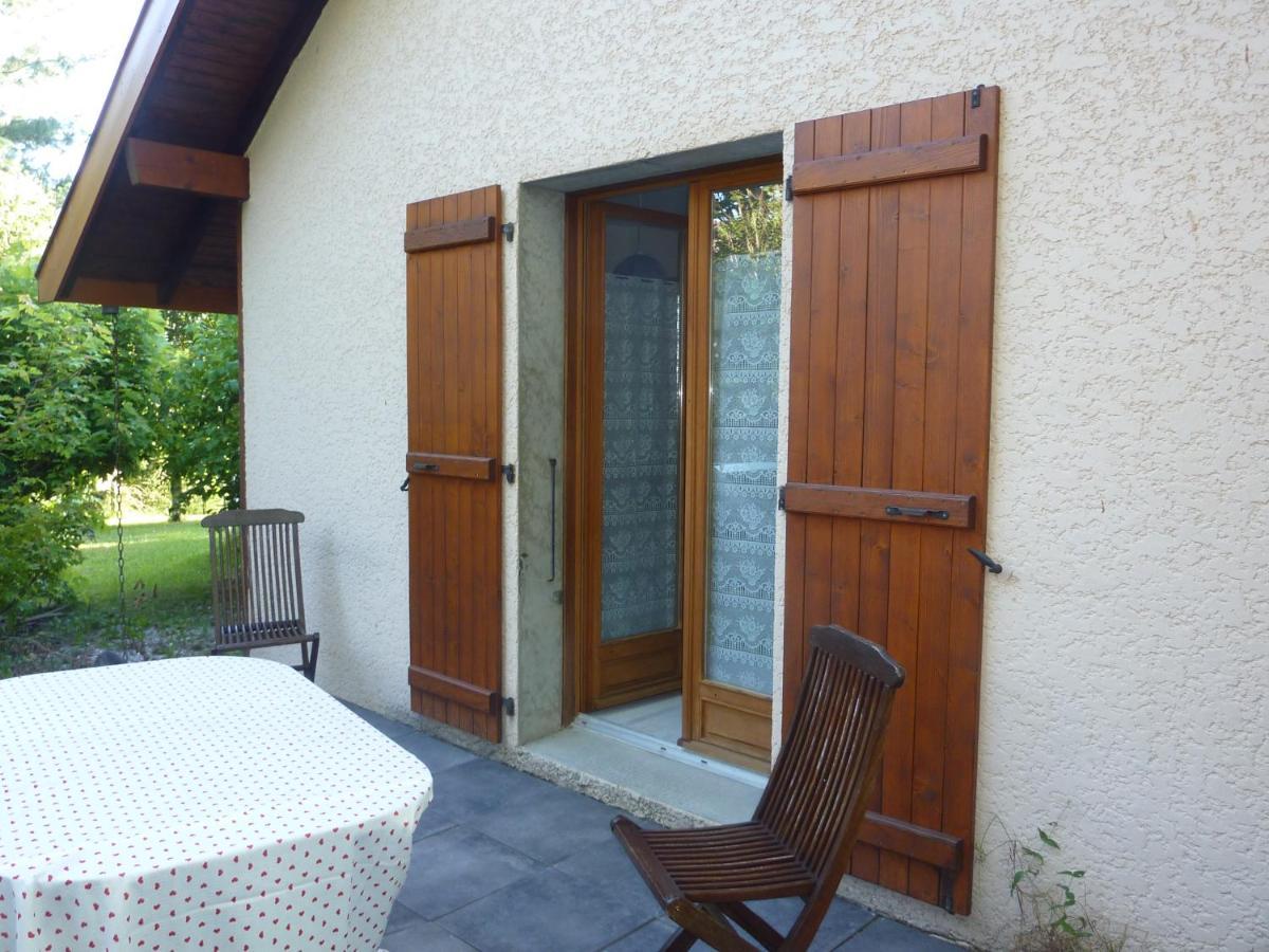 Дом для отпуска  Studio 30 M2 jardinet 10minutes Annecy  - отзывы Booking