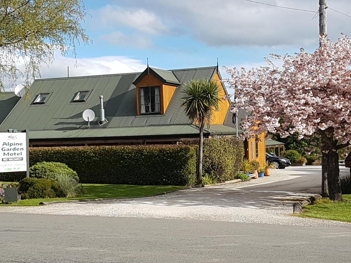 Мотель  Alpine Garden Motel  - отзывы Booking