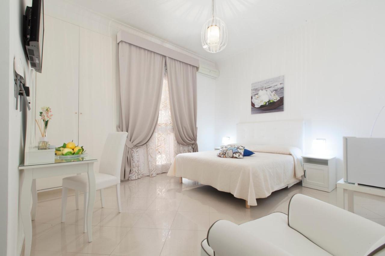 Отель типа «постель и завтрак» San Nicola B&B