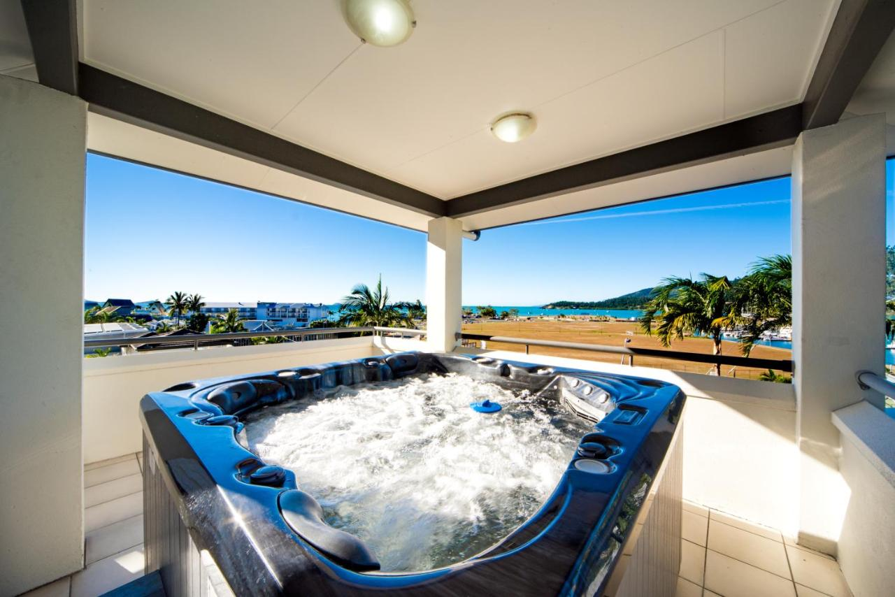 Апарт-отель  Portside Whitsunday Luxury Holiday Apartments  - отзывы Booking