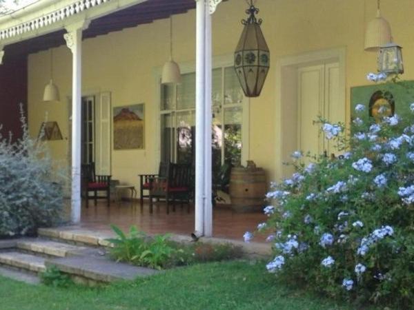 Отель типа «постель и завтрак»  Casco El Trapiche