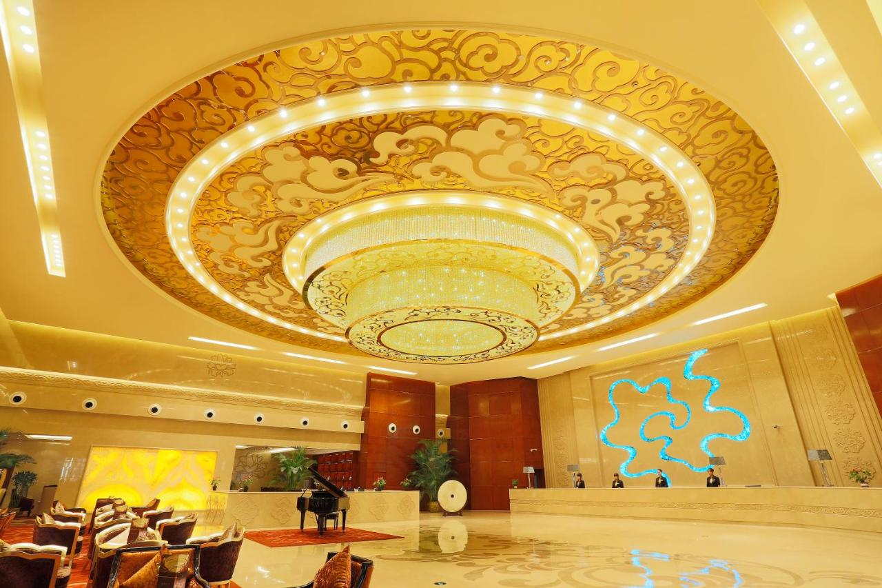 Отель  Ritan Hotel Downtown Beijing  - отзывы Booking