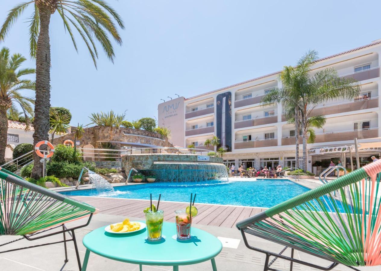 Отель  Sumus Hotel Monteplaya 4* Superior - Adults Only