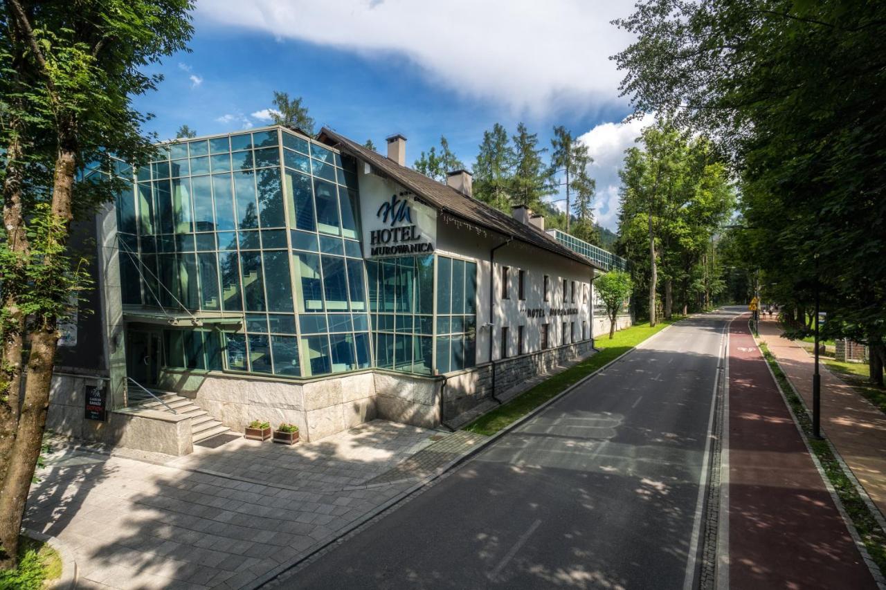 Отель  Hotel Murowanica