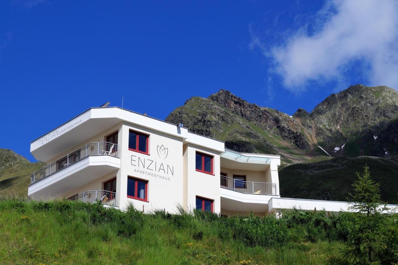Апартаменты/квартира  Apartmenthaus Enzian Hochsölden  - отзывы Booking