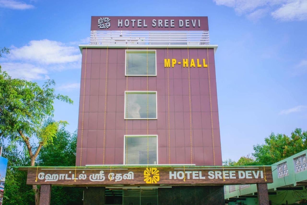 Отель  Отель  Hotel Sree Devi Madurai