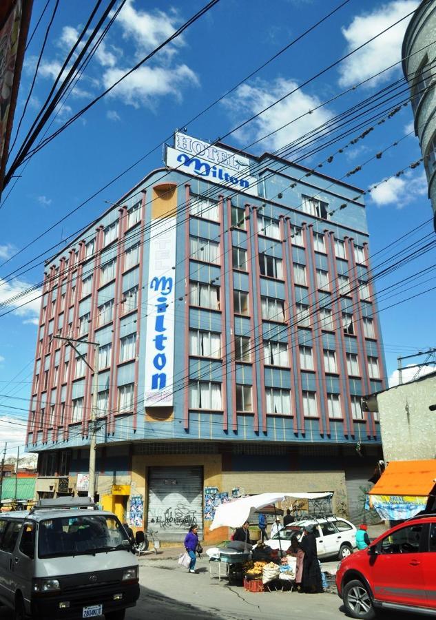 Отель  Hotel Milton