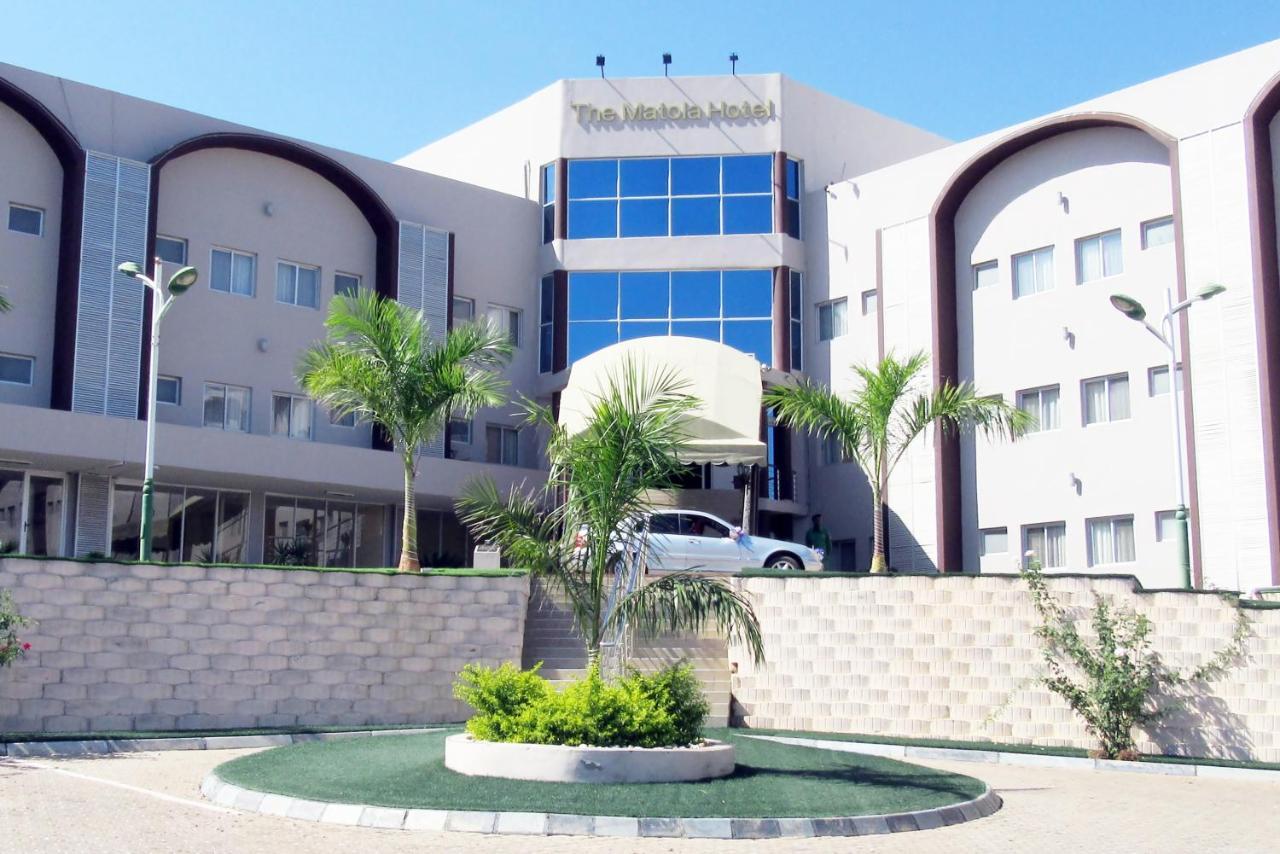 Отель The Matola Hotel - отзывы Booking
