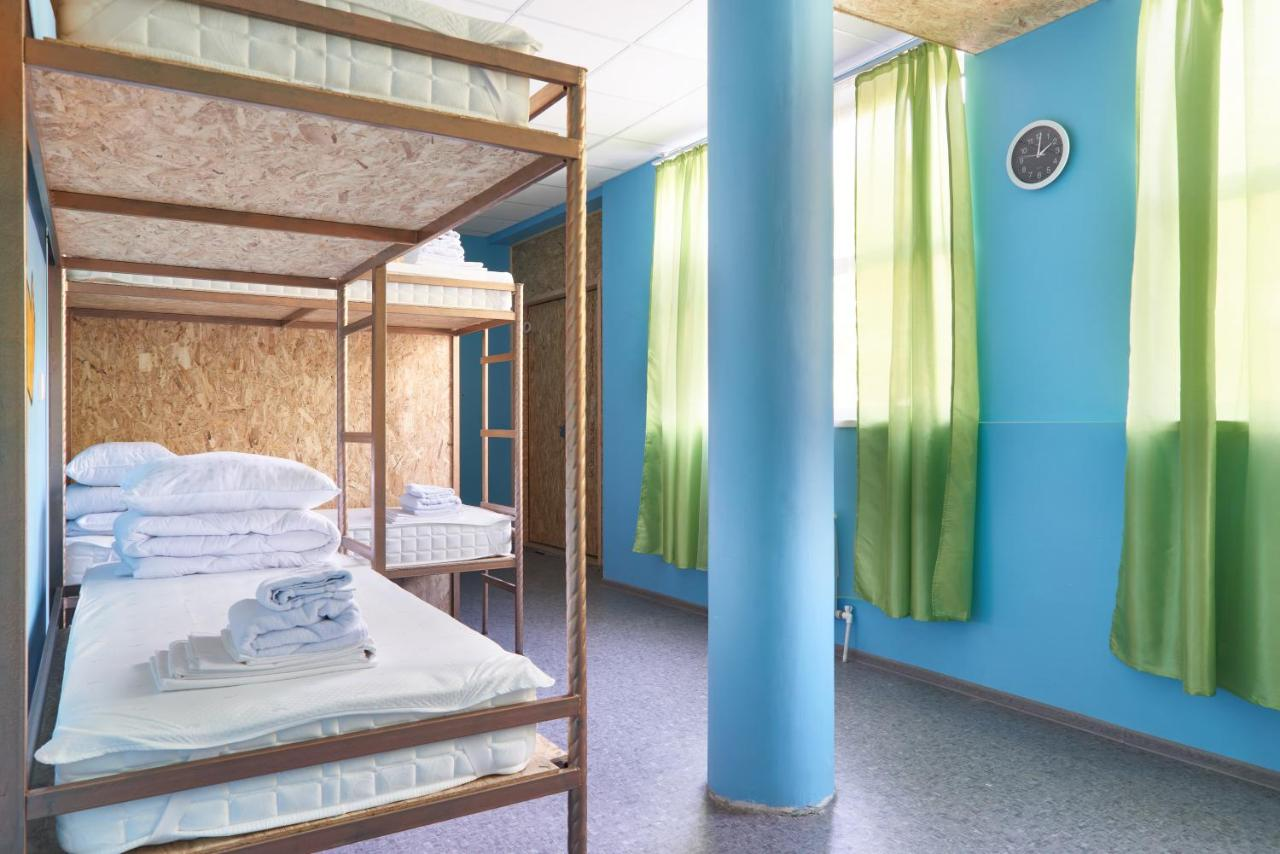 Фото  Хостел  Na Chemodanakh Hostel