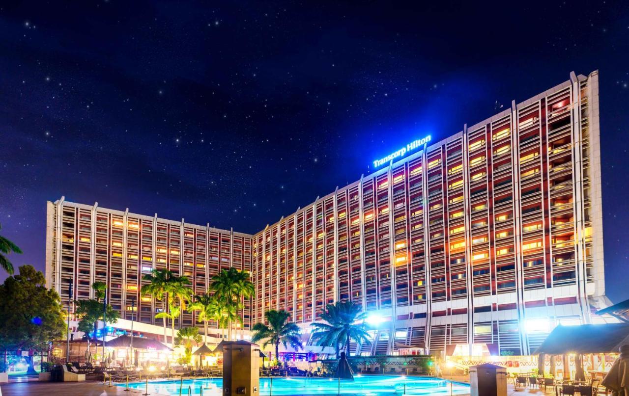 Отель  Отель  Transcorp Hilton Abuja