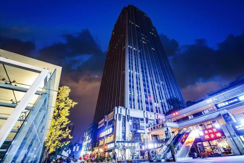 Отель  Отель  Xana Hotel Chongqing Longhu Shizishan Sports Park Store