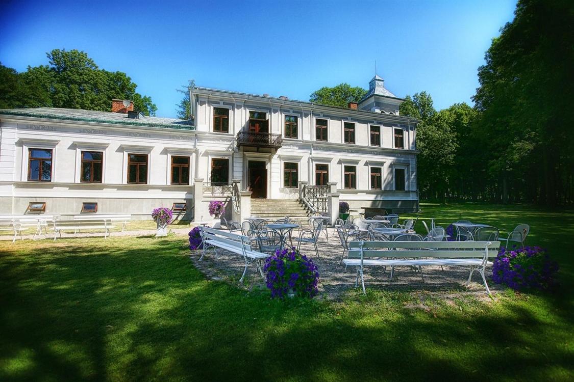 Фермерский дом  Pałac Nogalin  - отзывы Booking