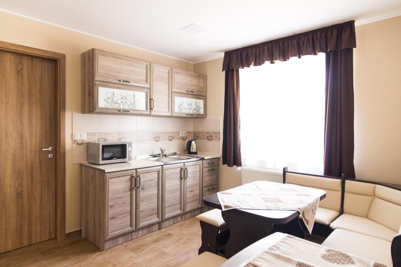 Апартаменты/квартиры  Cuha-gyöngye Apartmanház  - отзывы Booking
