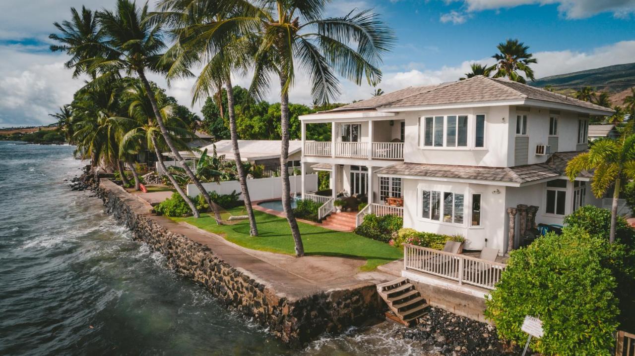 Вилла  Lahaina Oceanfront Estate