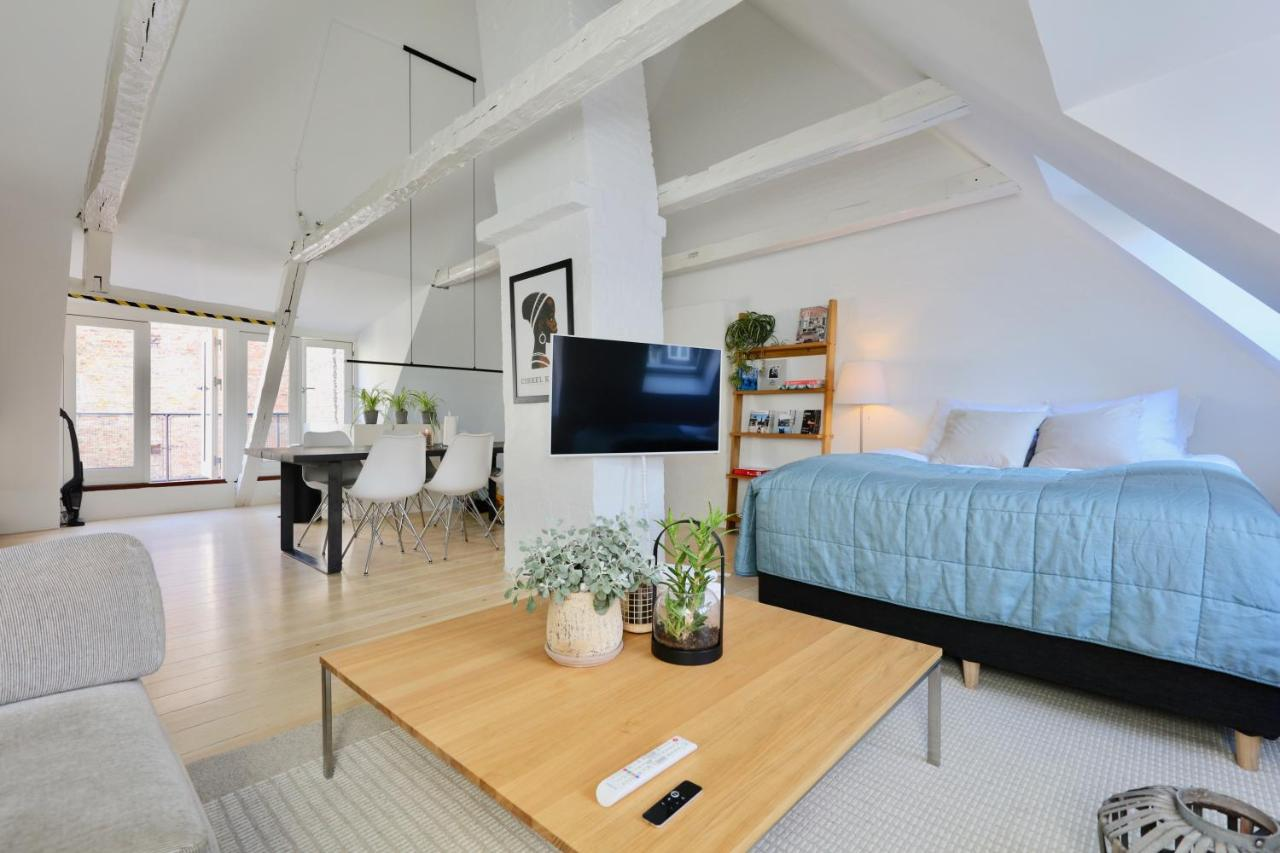 Апартаменты/квартиры Two-Story Condos By Nyhavn Harbour