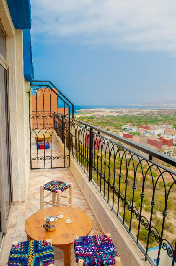 Гостевой дом  Гостевой дом  Pearl Surf Camp Morocco