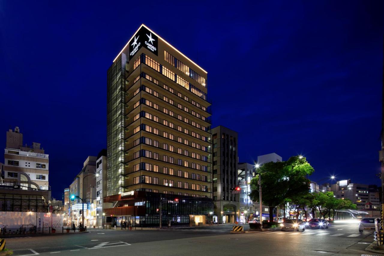 Фото Отель Candeo Hotels Kobe Tor Road