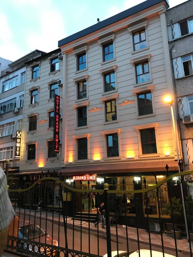 Отель  Hotel Grand Umit  - отзывы Booking