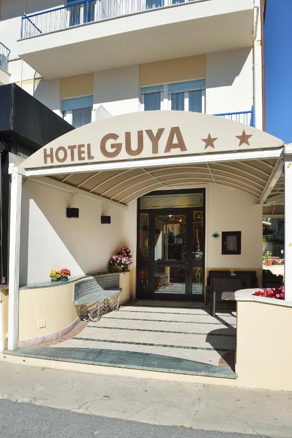 Отель  Hotel Guya  - отзывы Booking