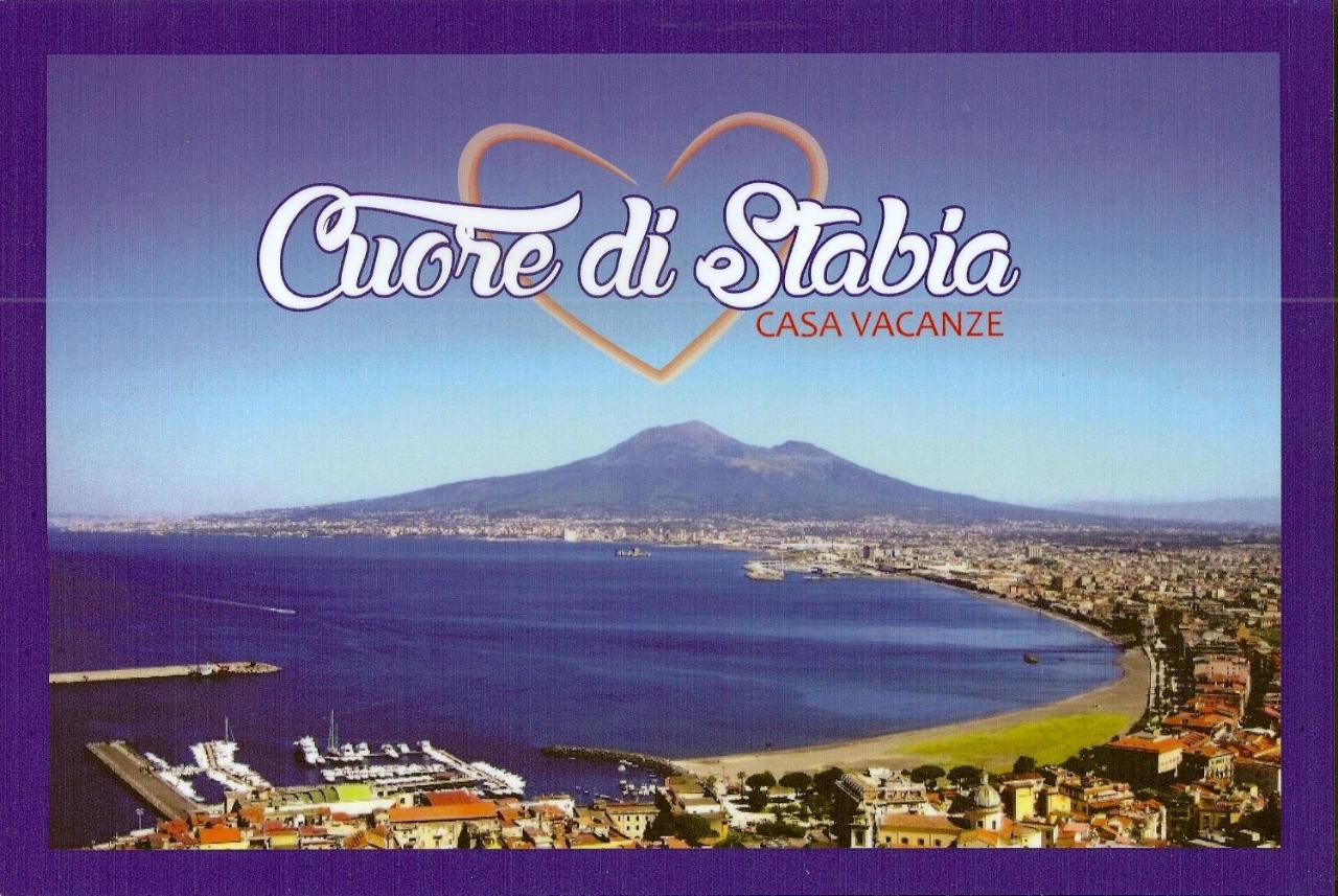 Дом для отпуска Cuore Di Stabia