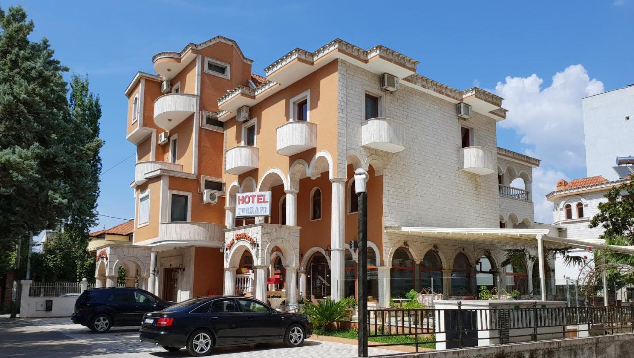 Отель  Hotel Ferrari Tirane  - отзывы Booking