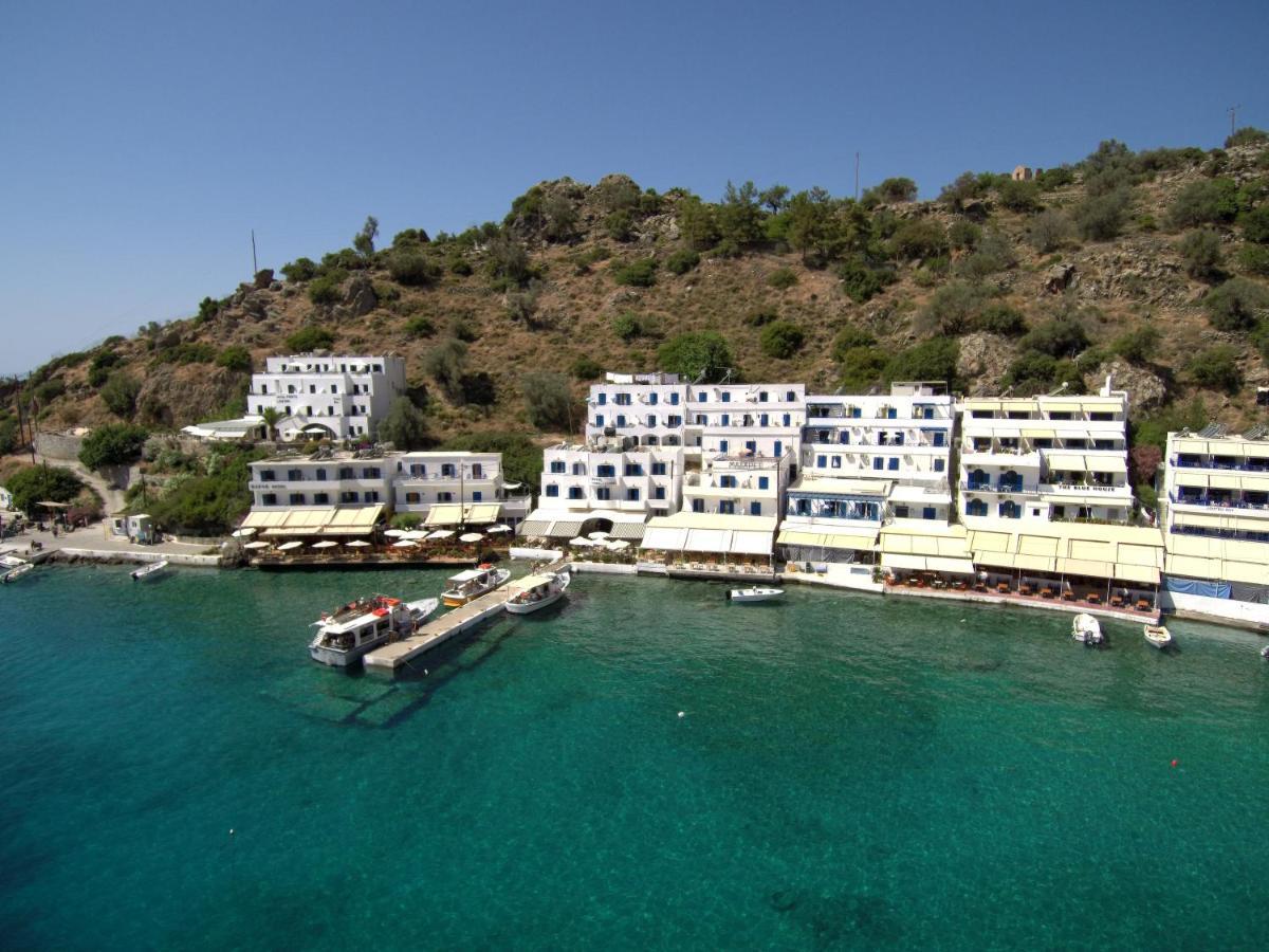 Отель  Αnna  - отзывы Booking