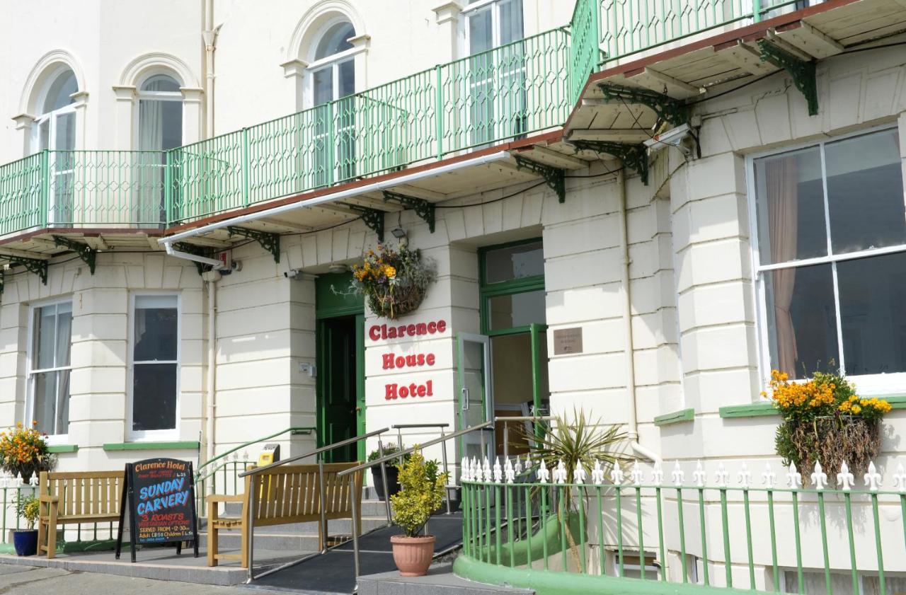Отель  Clarence House Hotel