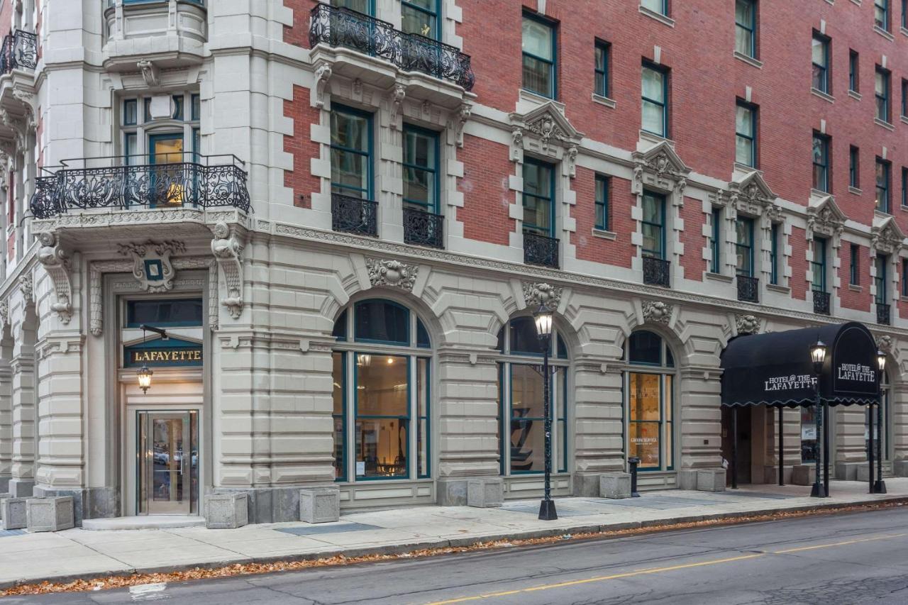 Отель Отель Hotel At The Lafayette Trademark Collection By Wyndham