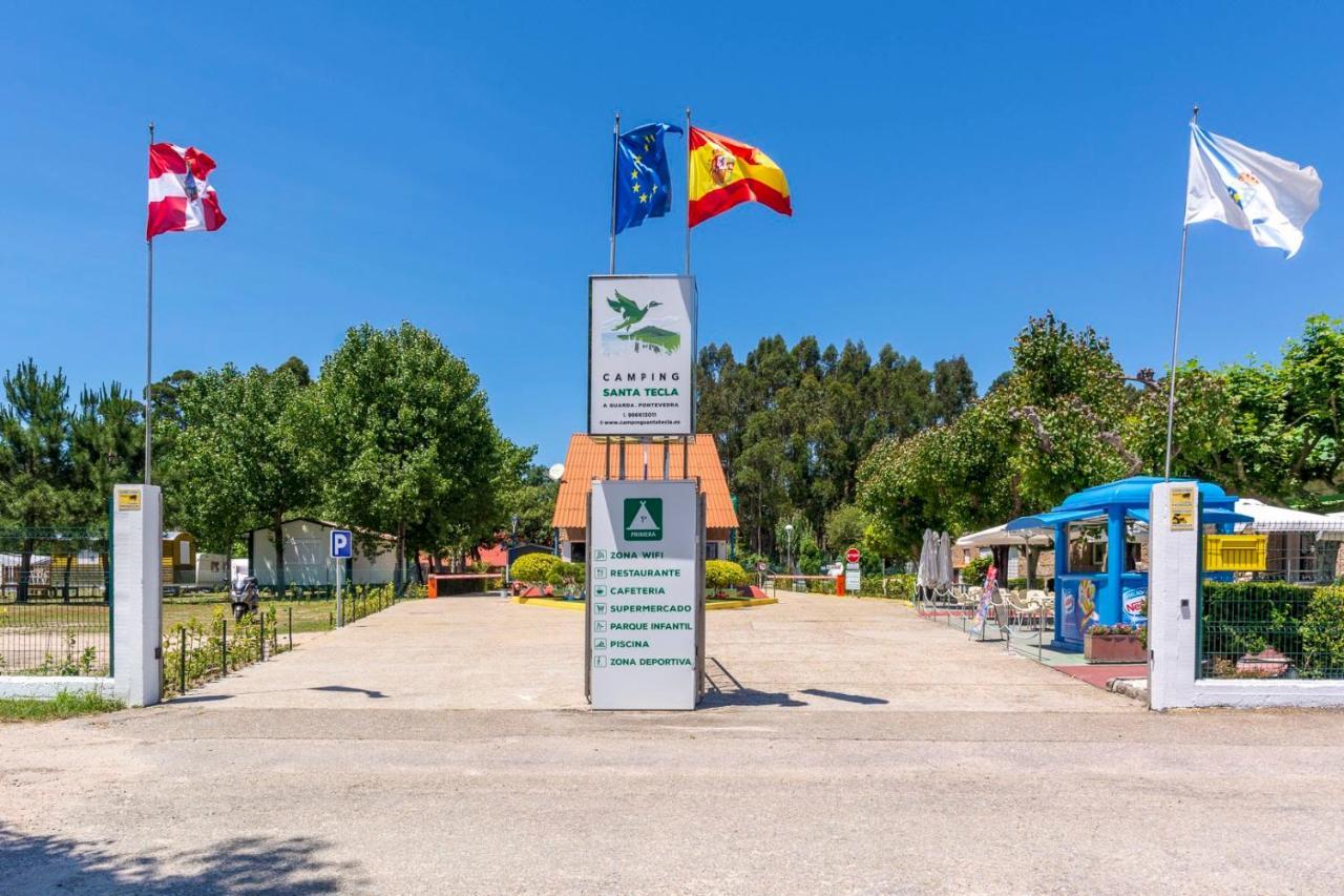 Кемпинг  Camping Santa Tecla