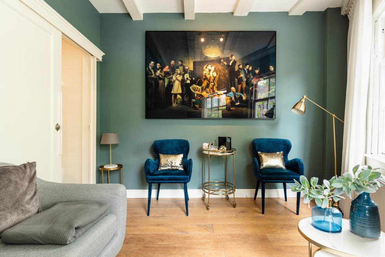 Отель типа «постель и завтрак» Отель типа «постель и завтрак» Canal Wow Suites Amsterdam