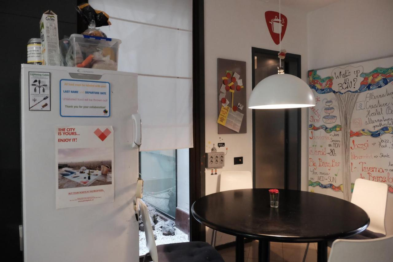 Alternative Youth Hostel Barcelona Spain Booking Com