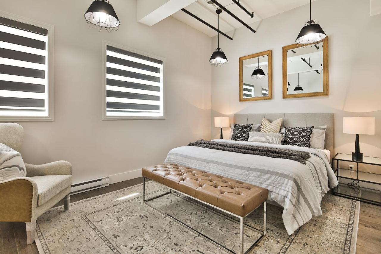 Апартаменты/квартиры  Les Lofts du Mont Royal  - отзывы Booking